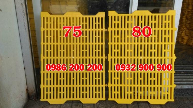 HCM-VT : Bán tấm nhựa lót sàn chuồng chó, mèo, heo, dê - 0986200200 - 3