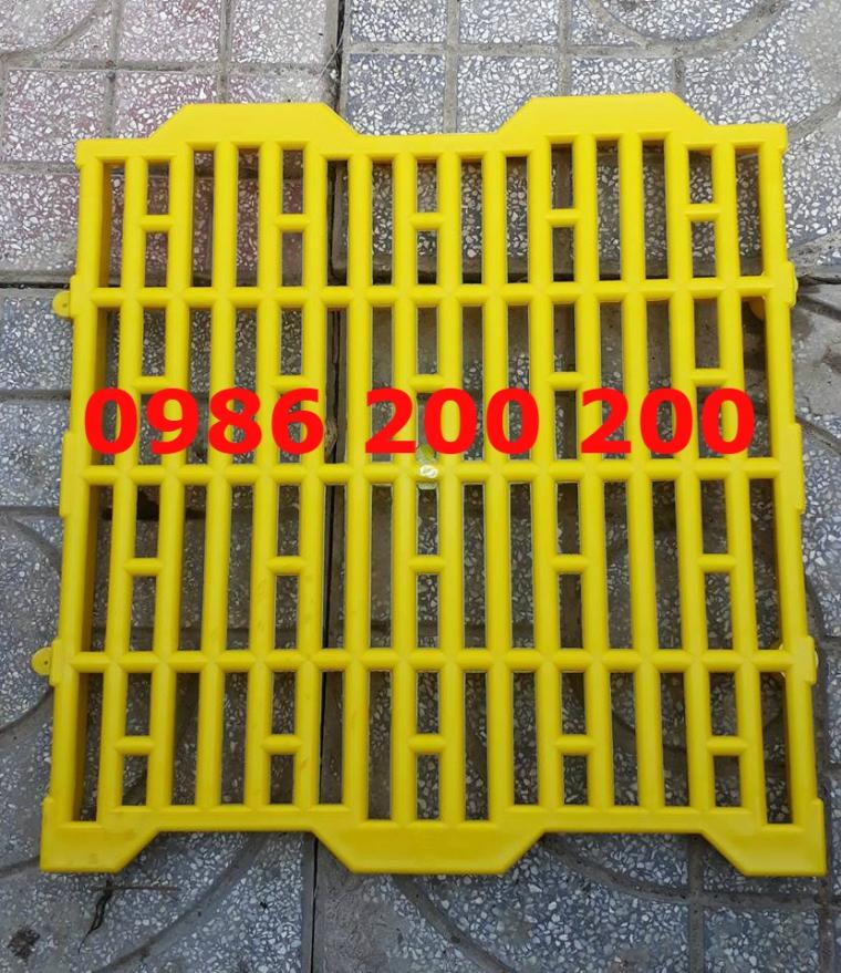 HCM-VT : Bán tấm nhựa lót sàn chuồng chó, mèo, heo, dê - 0986200200 - 2