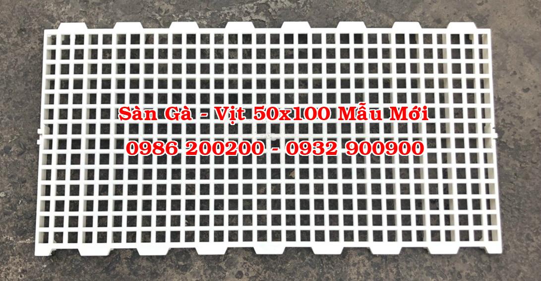 Tấm Nhựa Lót Sàn Vịt , Sàn Gà, Sàn Ngan, Sàn Dê giá rẻ